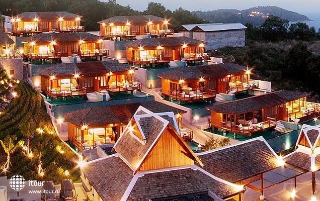 Kc Resort & Over Water Villas 10
