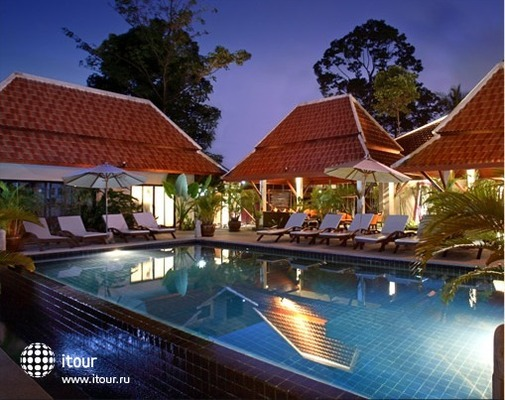 Ban Kao Tropical Boutique Residence & Spa 2