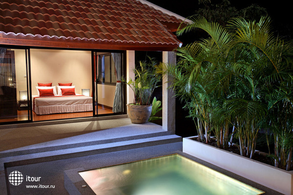 Ban Kao Tropical Boutique Residence & Spa 1