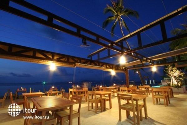 Mimosa Resort & Spa 10