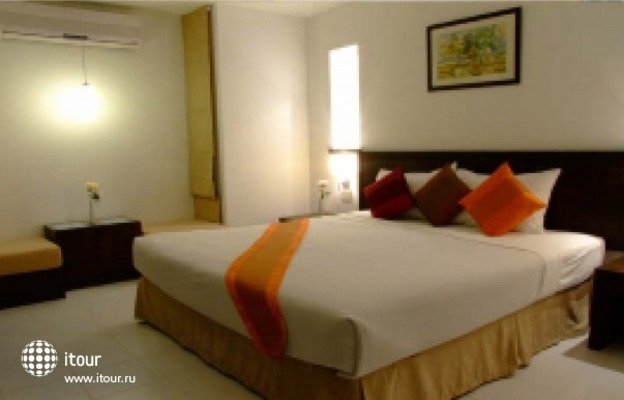 Evergreen Resort 2