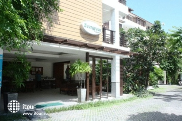 Evergreen Resort 5