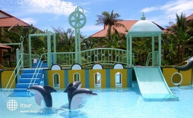 Golden Sands Beach Resort 7