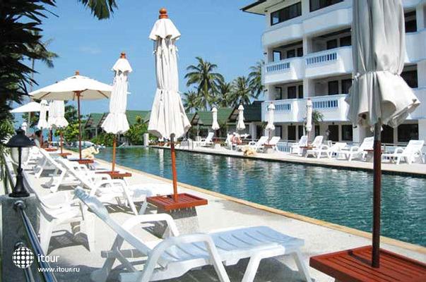 Choengmon Beach Hotel 2