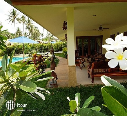 Idyllic Samui Resort & Villas 5