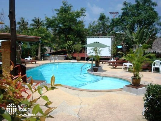 Tropical Garden Lounge Hotel & Resort 2