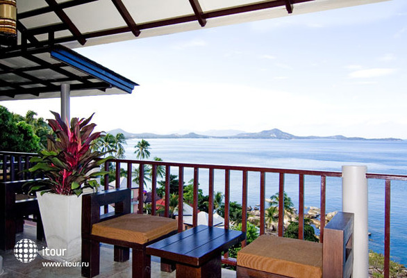 Samui Cliff View Resort & Spa 7