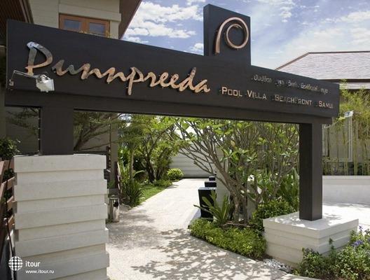 Punnpreeda Pool Villa Beachfront Hotel 1