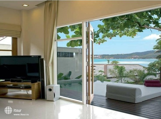 Punnpreeda Pool Villa Beachfront Hotel 7
