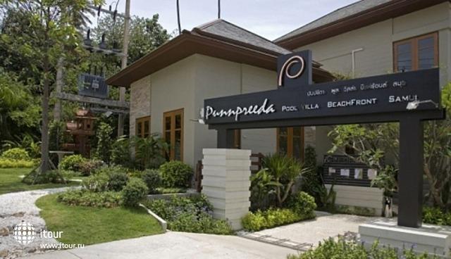Punnpreeda Pool Villa Beachfront Hotel 9