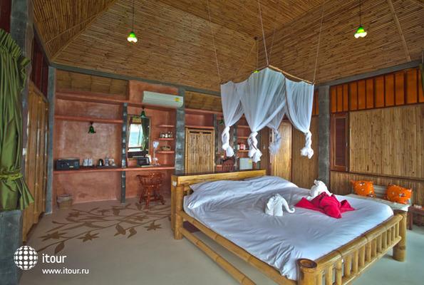 Koh Tao Bamboo Huts 4