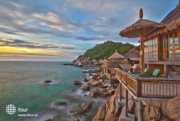 Koh Tao Bamboo Huts 6