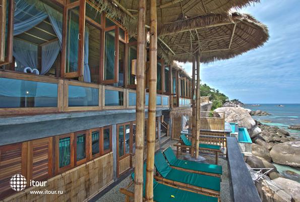 Koh Tao Bamboo Huts 8