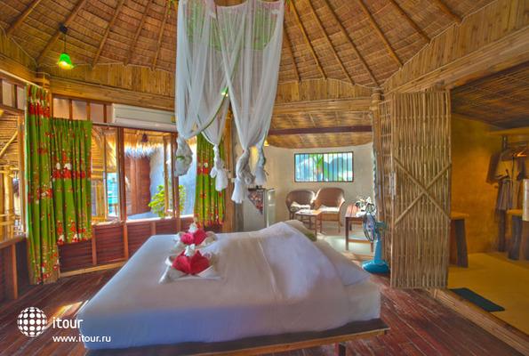 Koh Tao Bamboo Huts 3