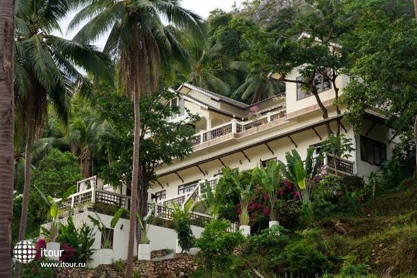 Jungle Emerald Rock Villa 1