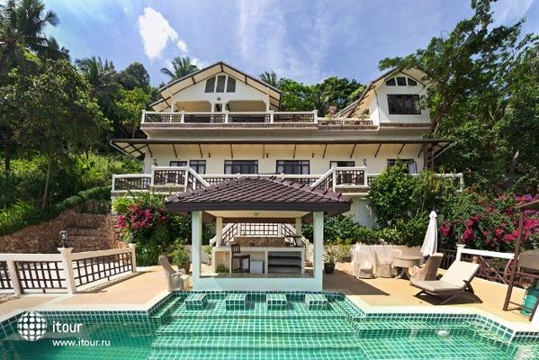 Jungle Emerald Rock Villa 2