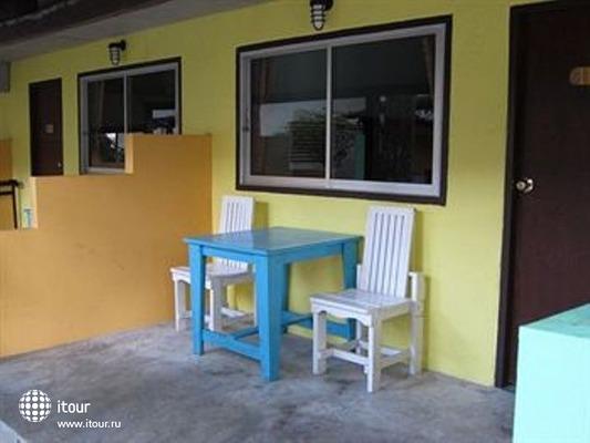 Wimaan Buri Resort 9