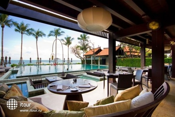 Le Meridien Koh Samui Resort & Spa 8