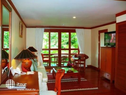 Santiburi Golf Resort & Spa 10