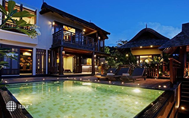Bhundhari Spa Resort & Villas Samui 3