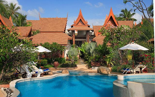 Thai House Beach Resort 1