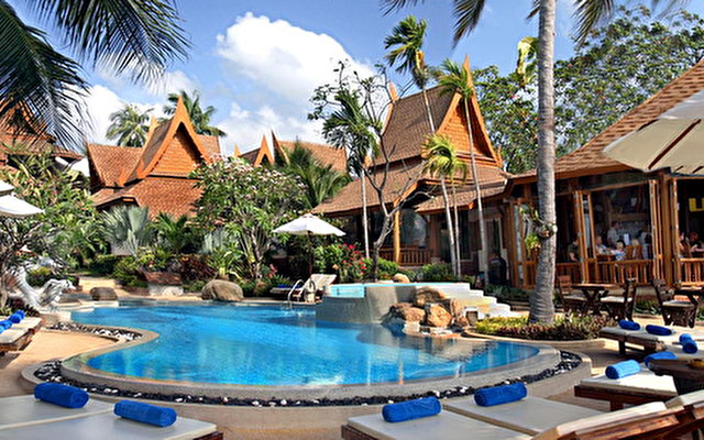 Thai House Beach Resort 7