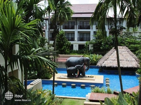 Apsaras Beach Resort & Spa 2