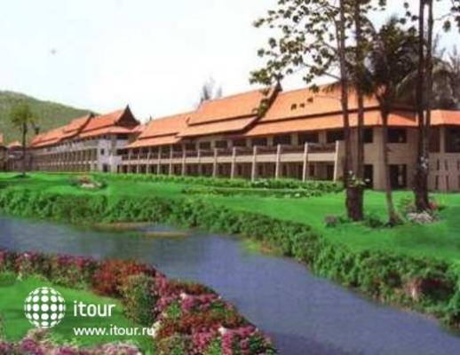 Royal Bangsak Beach Resort 1
