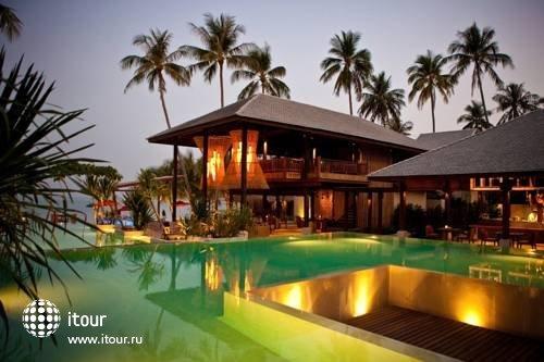 Anantara Phangan Rasananda Resort (ex.rasanada Phangan Island) 9