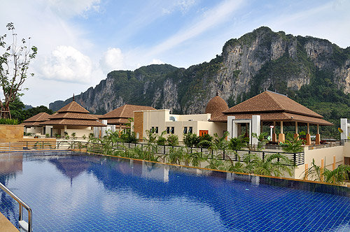 Ao Nang Cliff Beach Resort 9