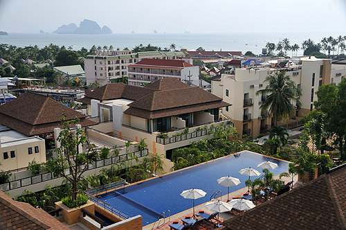 Ao Nang Cliff Beach Resort 1