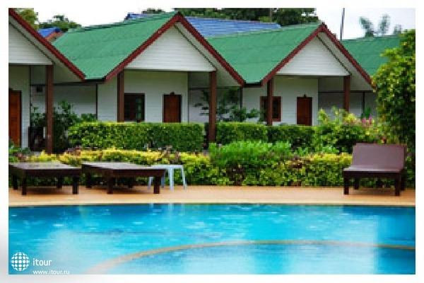 P.p. Andaman Legacy Resort 5