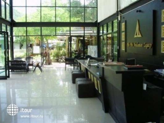 P.p. Andaman Legacy Resort 8