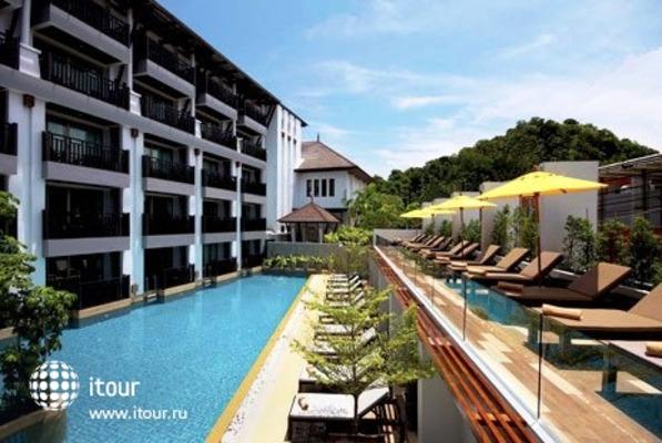 Buri Tara Resort 1