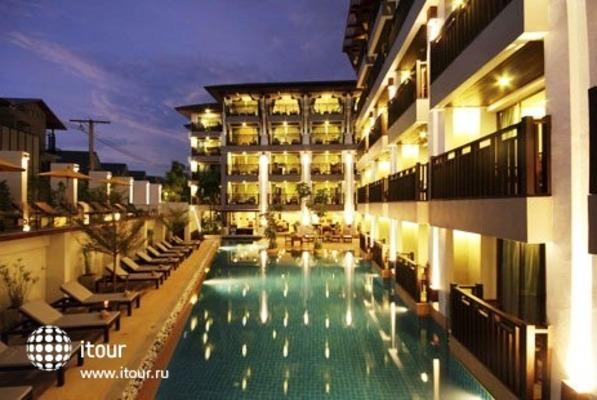 Buri Tara Resort 8
