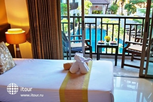 Buri Tara Resort 10