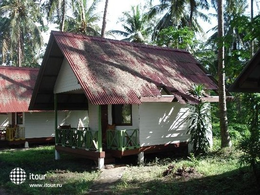 Pan Beach Bungalows 6