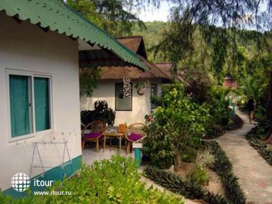 Lanta Island Resort 9