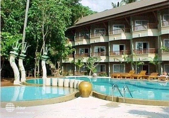 Ao Nang Princeville Resort 8