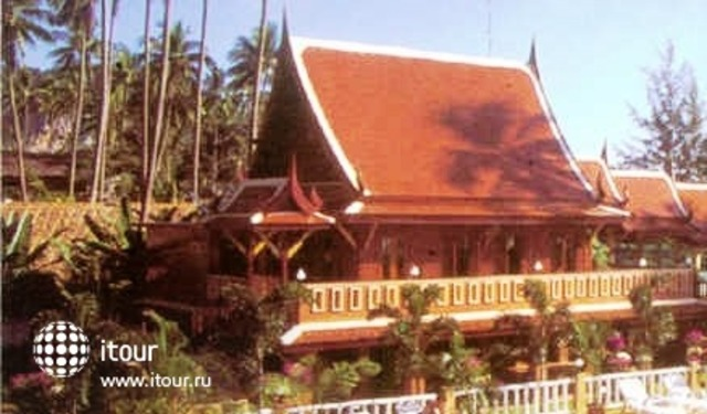 Ao Nang Sea Front Thai 9