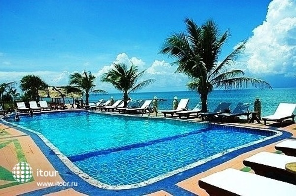 Lanta Palace Resort & Beach Club 8