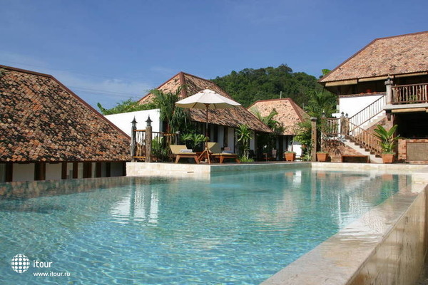 The Cliff Ao Nang Resort 4