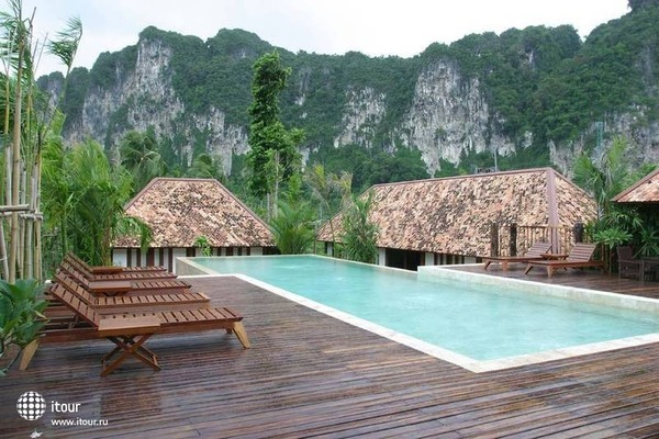 The Cliff Ao Nang Resort 8