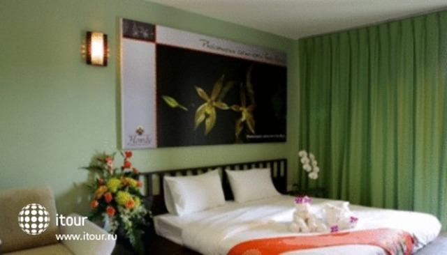 Howdy Relaxing Hotel 5