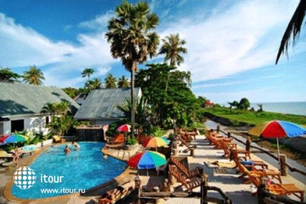 Lanta Ilmare Beach Resort 1