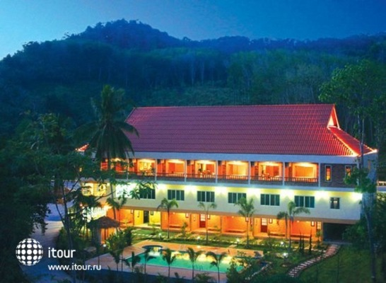 Krabi Phupranang Resort & Spa 1