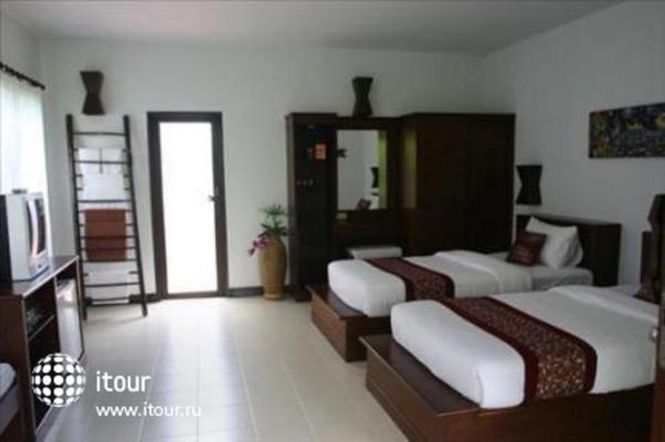 Chaw Ka Cher Tropicana Lanta Resort 7