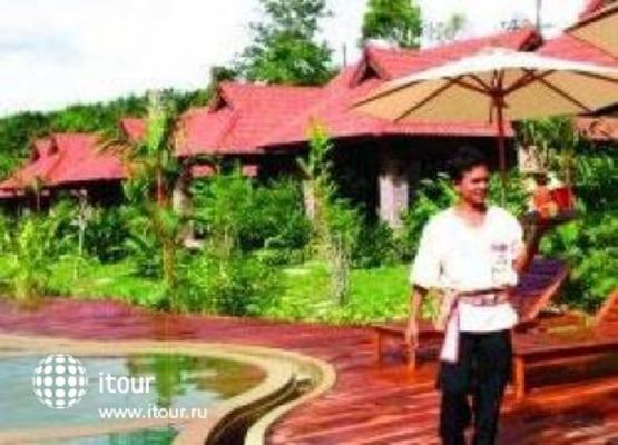 Chaw Ka Cher Tropicana Lanta Resort 8