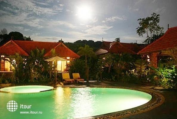 Chaw Ka Cher Tropicana Lanta Resort 2