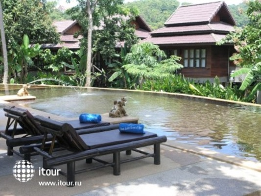 Baan Laanta Resort & Spa 1